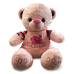 15 Inch long Teddy Bear  An simplest way of expressing your love to your loved ones.