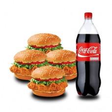 Burger Party Deal.