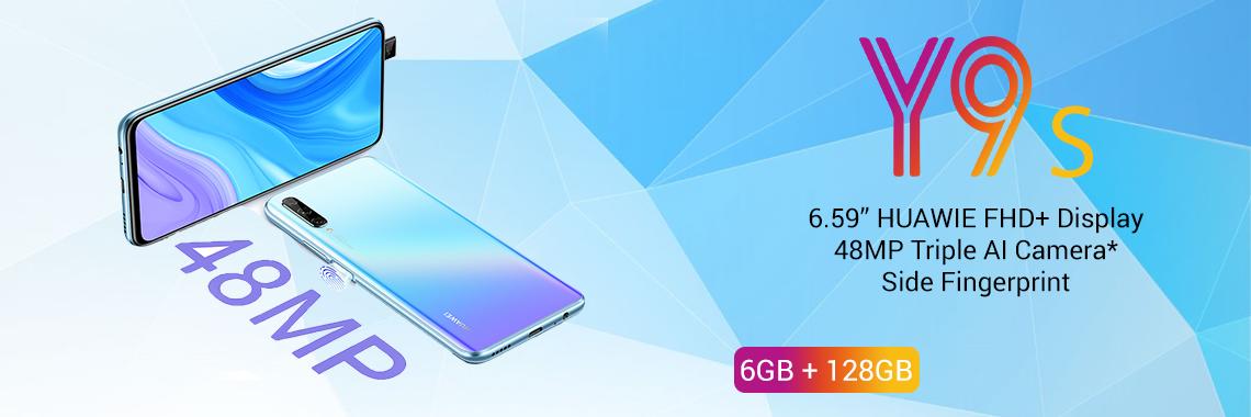 Huawei Y9s 2019!