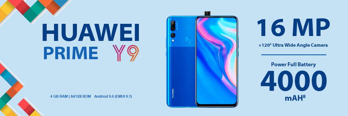 Huawei Y9 Prime 2019.