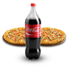 Special Pizza & Pizza Deal 3.