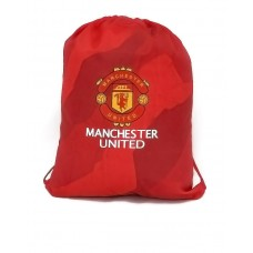 Football Planet Manchester United Club Drawstring Bag