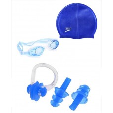 JR Sports Set of Swimming Accessories For Kids - Dark Blue