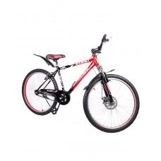 """Morgan HW074 - Kudu Bicycle - 26"""" - Black"""