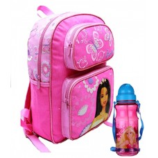 Barbie Bag With water bottle